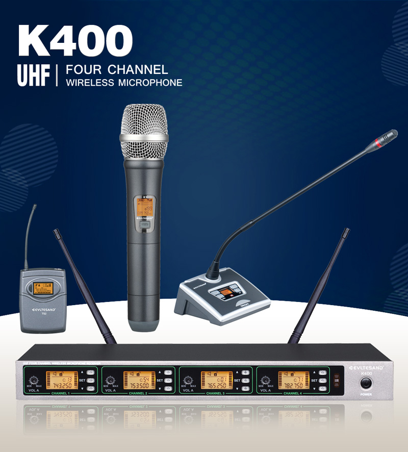 Wireless Conference Microphone